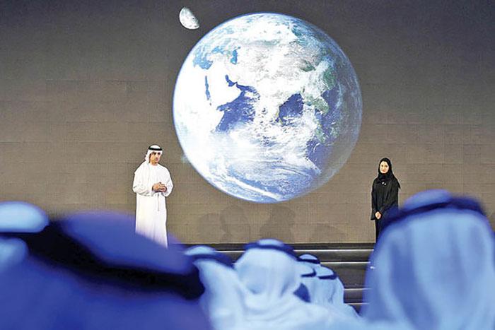 طراح ایرانی پروژه فضایی امارات-Iranian designer of UAE space project