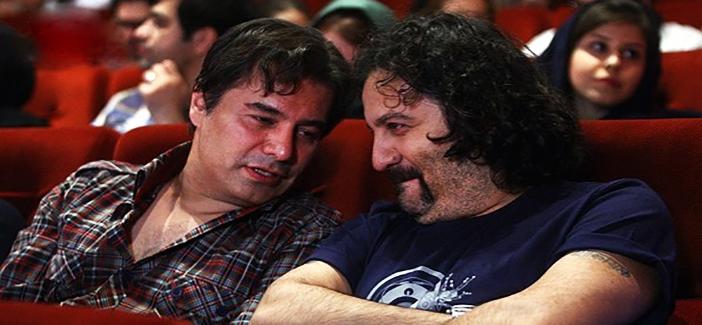 پیمان قاسم خانی و برادرش مهراب