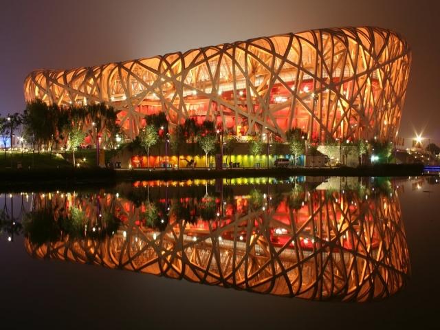 استادیوم آشیانه پرنده؛ شاهکاری معماری ورزشی