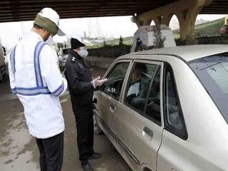 پلیس: خودروهای غیر بومی ساکن تهران در صورت تردد جریمه می شوند