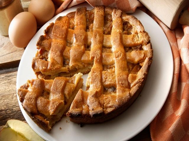 طرز تهیه پای سیب آمریکایی ؛ شیرینی و دسر مخصوص روز شکرگزاری