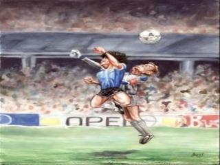 مارادونا و جام جهانی 1986
