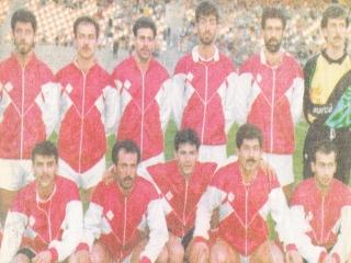لیگ فوتبال در 26 سال قبل
