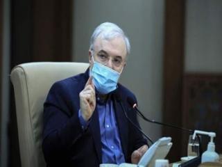 وزیر بهداشت: پیک زمستانه کرونا پیش رو است