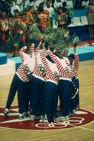 قهرمانی المپیک