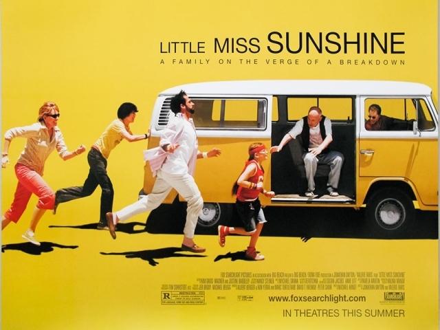 نگاهی به فیلم Little Miss Sunshine بازنده هایی دوست داشتنی!
