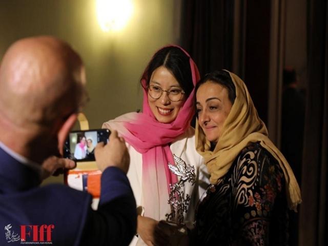 حضور بانوان سینماگر در سی و هفتمین جشنواره جهانی فیلم فجر