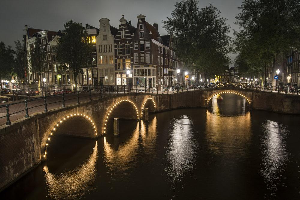 پل های هلند