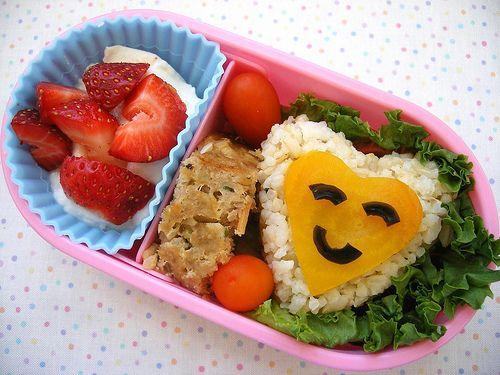 تزیین غذا کودک