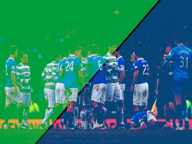 جنگ مذهبی در فوتبال اسکاتلند