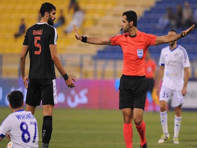 داور پرسپولیس و اولسان در فینال لیگ قهرمانان آسیا مشخص شد