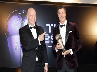 مراسم برترین های فیفا 2020 ؛ لواندوفسکی بهترین بازیکن جهان شد