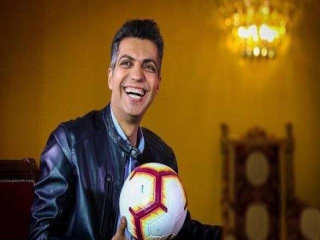 فردوسی پور برای گزارش فینال لیگ قهرمانان آسیا به قطر رفت