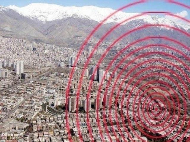 وقوع زلزله ۴ ریشتری در ۵۷ کیلومتری پایتخت