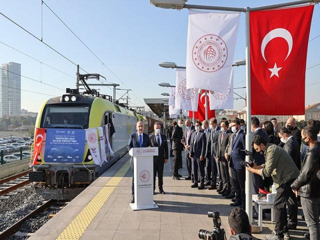 راه آهن ترکیه به چین و تاثیرهای منطقه ای آن
