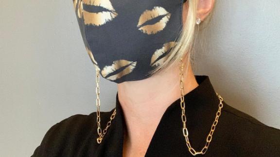 ماسک طرح دار