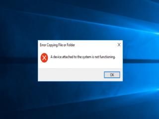 """ترفند انتقال آسان فایل از آیفون به ویندوز و حل خطای """"functioning"""""""