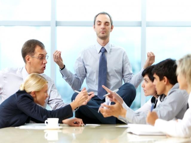 مدیتیشن، بهترین راهکار برای کاهش استرس در محل کار