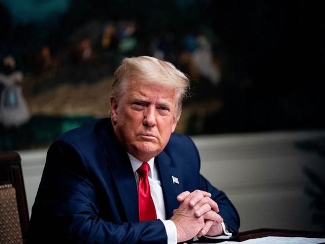 ترامپ باز هم مدعی تقلب در انتخابات شد