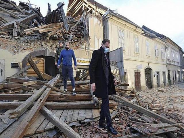جزئیات زمینلرزه 6.4 ریشتری کرواسی ؛ تعطیلی نیروگاه هسته ای اسلوونی همسایه کرواسی