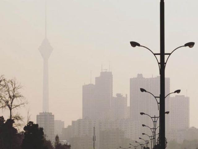 پیشبینی آلودگی شدید هوا در کلانشهرهای کشور تا چهار روز آینده