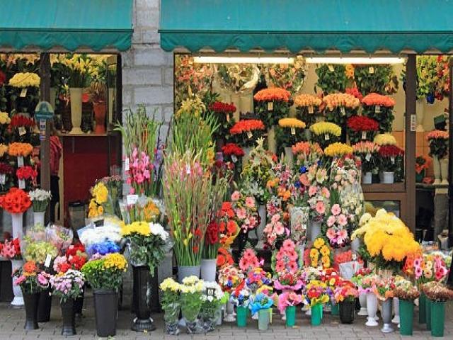بهترین گل فروشی های تهران
