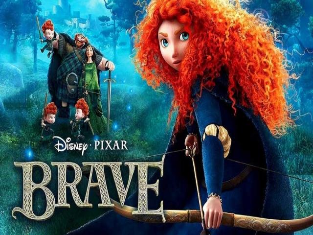 نگاهى به فيلمنامه و شخصيت پردازى در انيميشن شجاع، نوشته چكاوك شيرازى