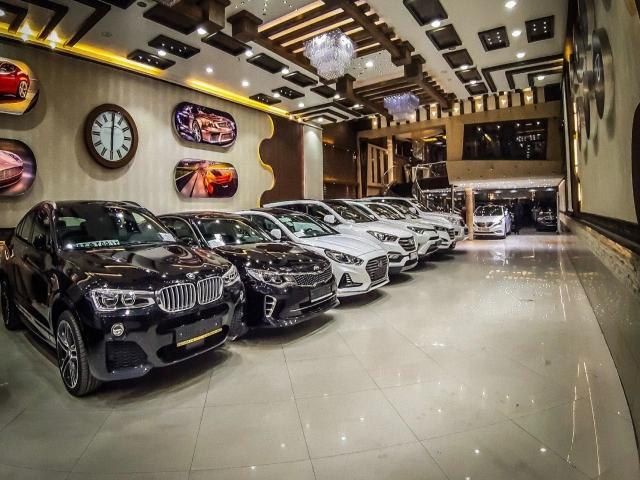 بهترین نمایشگاه های اتومبیل