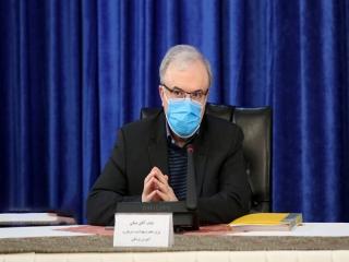 دکتر نمکی: چهار مورد جدید ویروس انگلیسی در ایران شناسایی شد