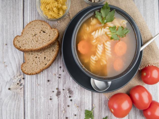 طرز تهیه 5 سوپ مقوی برای مقابله با آلودگی هوا