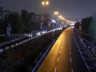 قطعی برق در استان تهران