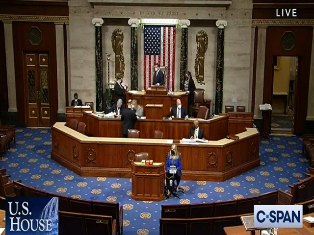 قطعنامه فعالسازی متمم 25 برای برکناری ترامپ توسط مجلس نمایندگان آمریکا