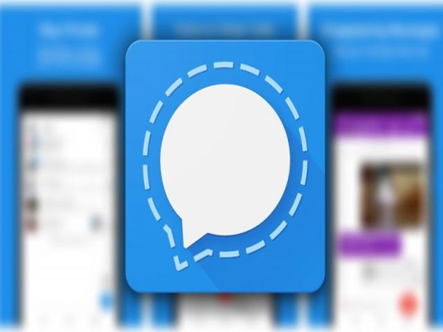 پیام رسان سیگنال از مارکت های اپلیکیشن ایرانی حذف شد