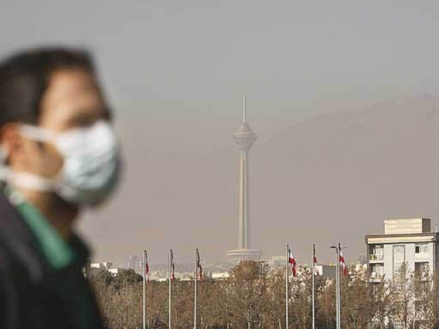 دکتر زالی از ارتباط آلودگی هوا با مرگ و میر ناشی از کرونا گفت