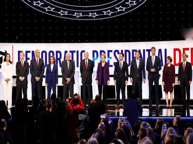 معرفی کابینه جو بایدن