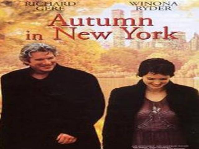 معرفی و بررسی فیلم پائیز در نیویورک