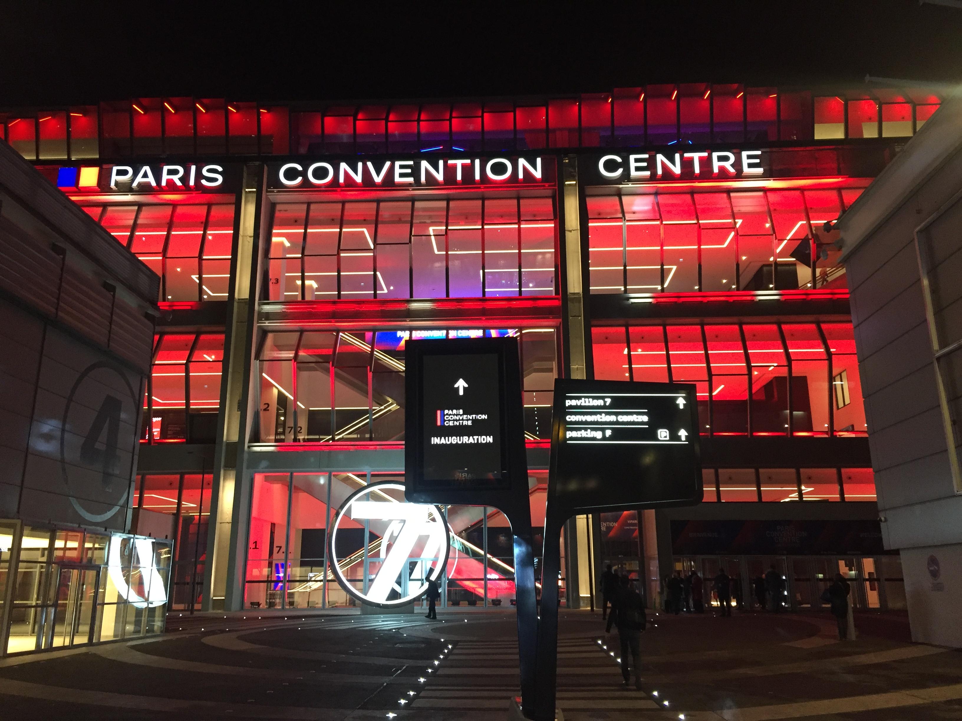 کنوانسیون پاریس