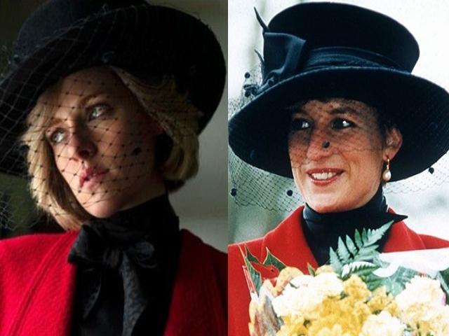 انتشار اولین تصویر از کریستین استوارت در نقش پرنسس دایانا