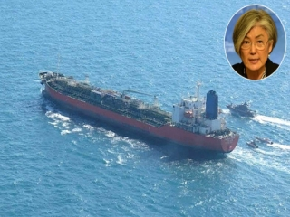کره جنوبی: به دنبال آزادی نفتکش توقیف شده از راه های دیپلماتیک هستیم/ورود ناوشکن 4400 تنی چوی یانگ به خلیج فارس