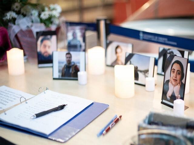 ایجاد بورسیه به یاد دانشجویان قربانی هواپیمای اوکراینی