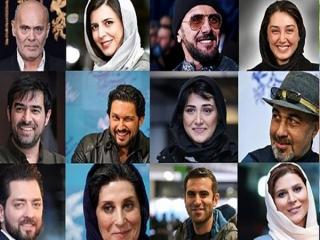 بازیگرانی که تنور جشنواره فیلم فجر را داغ می کنند + نام فیلمها