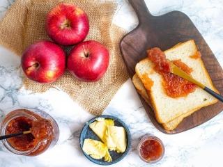 طرز تهیه مربای سیب ؛ خوش طعم و لذیذ