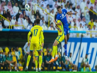 الهلال عربستان به فینال لیگ قهرمانان آسیا راه پیدا کرد