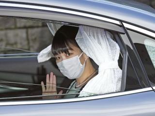 سرانجام دختر ولیعهد ژاپن با یک غیرنجیبزاده ازدواج کرد