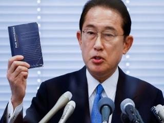 «فومیو کیشیدا» رسما نخست وزیر ژاپن شد