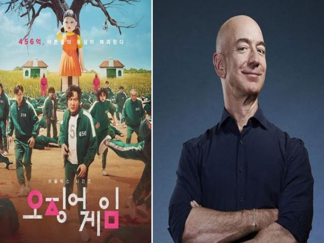 جف بزوس هم از سریال کرهای بازی مرکب تعریف کرد