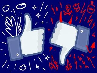 فیسبوک دلیل ۶ ساعت قطعی جهانی را اعلام کرد