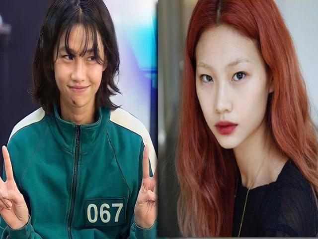 درخشش عجیب هویون جونگ بازیگر بازی مرکب در اینستاگرام