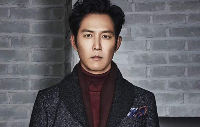 لی جونگ جه، بازیگر سریال بازی مرکب