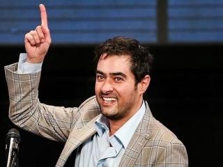 شهاب حسینی جایزه جشنواره «فیلم های مستقل کن» را دریافت کرد